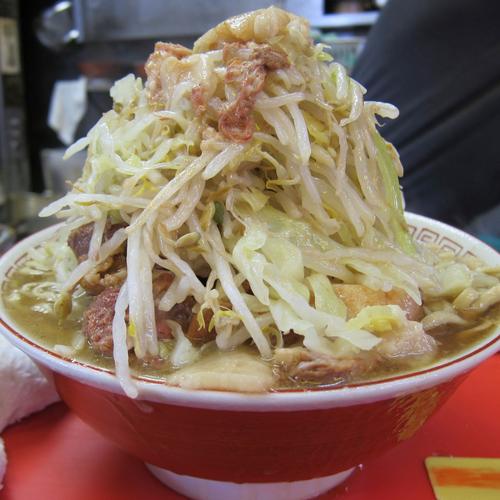 ヤサイマシマシ・アブラ
